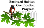 Columbia Land Trust/Certified Backyard Habitat