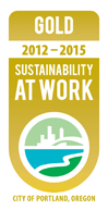 Sustainability at Work Logo